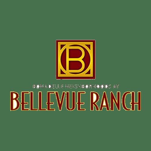 Bellevue Ranch logo