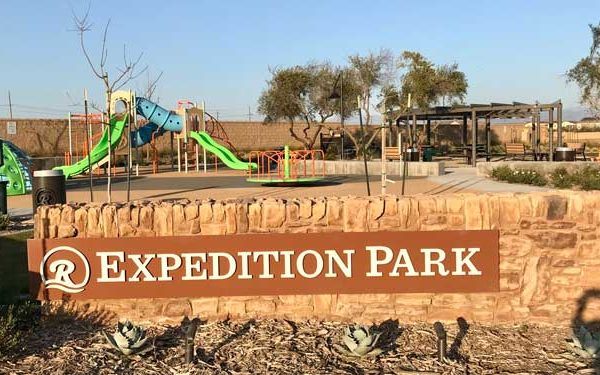 Expedition Park at Riverstone