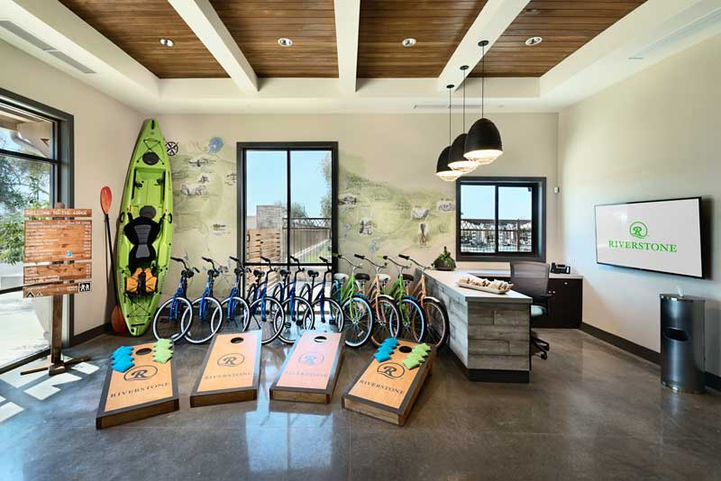 Riverstone Sports Equipment Rental Center